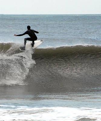 Surfing 56 Poster by Joyce StJames
