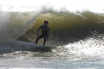 Surfing 58 Poster by Joyce StJames