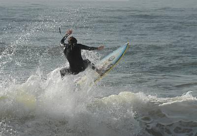 Surfing 65 Poster by Joyce StJames