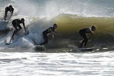 Surfing 66 Poster by Joyce StJames