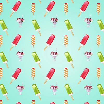 Sweet Summer  Poster by Mark Ashkenazi