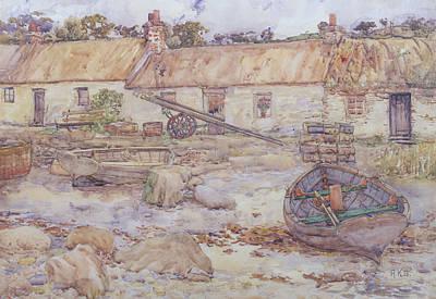 Tarbert   Loch Fyne Poster by Alexander Kellock Brown