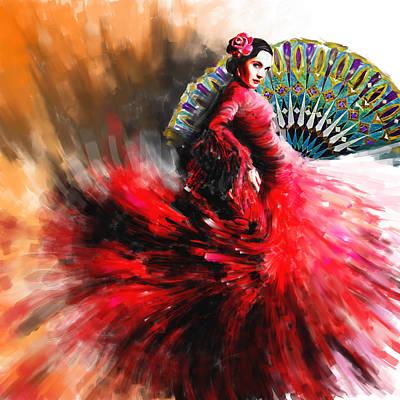Tcm Spanish 166 Poster by Mawra Tahreem