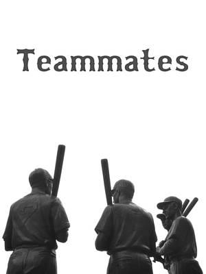 Teammates Poster - Boston Red Sox Poster by Joann Vitali