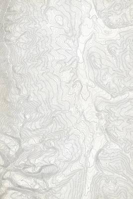 Tenmile Range Art Print Contour Map Of Tenmile Range In Colorado Vintage Poster by Jurq Studio