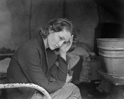 Tennessee Coal Miners Daughter Dorothea Lange 1936 Photograph Poster by Dorothea Lange
