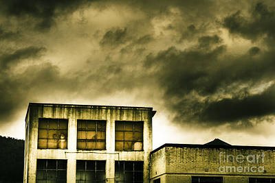 Tension Building Poster by Jorgo Photography - Wall Art Gallery
