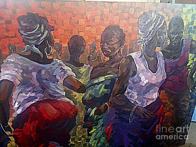 that moment II Poster by Kegya Art Gallery