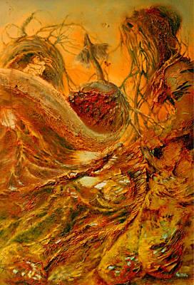 The Alchemist Poster by Henryk Gorecki
