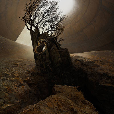 The Ancient Poster by Michal Karcz