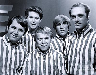 The Beach Boys Poster by The Titanic Project