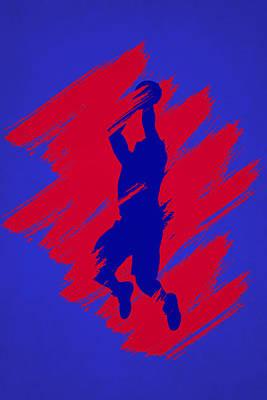 The Blake 2 Poster by Joe Hamilton