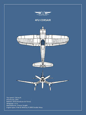 The Corsair Poster by Mark Rogan
