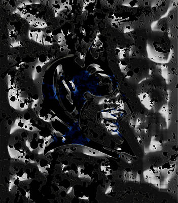 The Duke Blue Devils 1a Poster by Brian Reaves