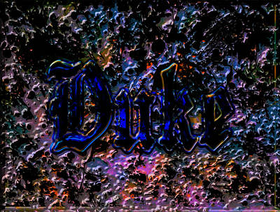 The Duke Blue Devils C1 Poster by Brian Reaves