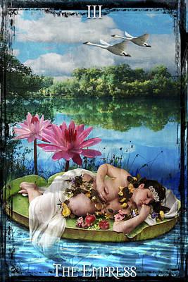 The Empress Poster by Tammy Wetzel