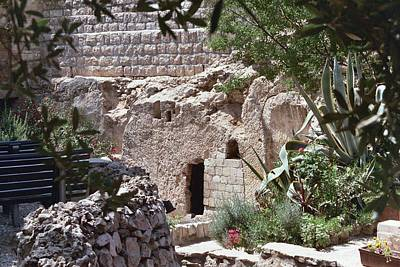 The Empty Tomb Poster by Laura Mountainspring