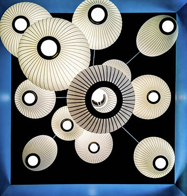 The Eyes Of Architecture Poster by Karen Wiles