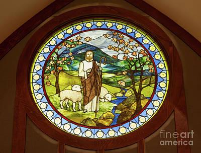 The Good Shepherd Poster by Ann Horn