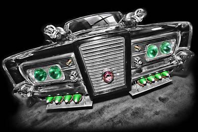 The Green Hornet - Black Beauty Poster by Gordon Dean II