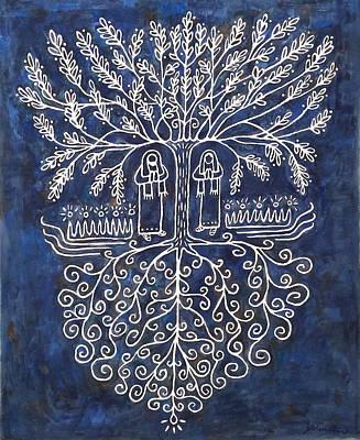 Tree Of Life Poster by Jonathan Edward Shaw