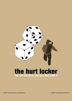 The Hurt Locker Poster by Gimbri