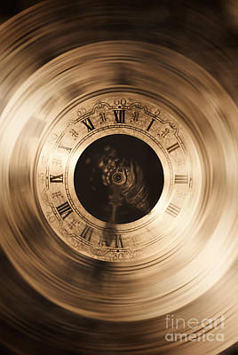 The Illusion Of Time Poster by Jorgo Photography - Wall Art Gallery
