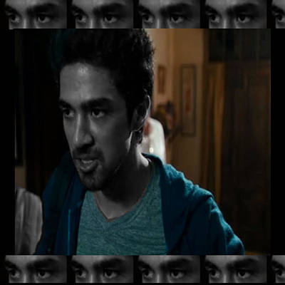 The Indian In The Closet  Bollywood Artist Plays Main Gay Young Man Character Checkout The Anger And Poster by Navin Joshi