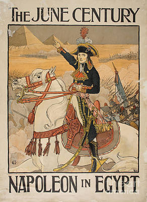 The June Century Poster by Grasset Eugene