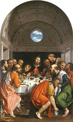 The Last Supper Poster by Celestial Images