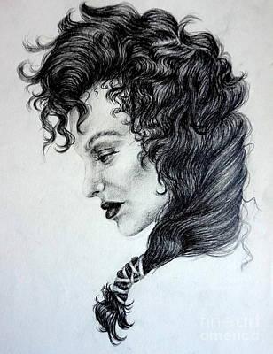 The Madam Poster by Georgia's Art Brush