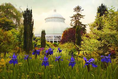 The New York Botanical Garden Poster by Jessica Jenney