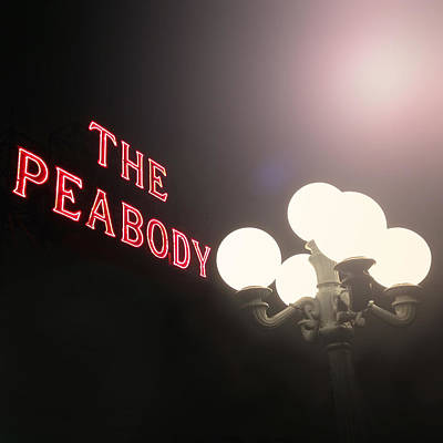 The Peabody Memphis  Poster by Art Spectrum