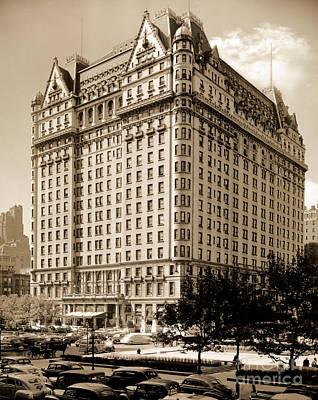 The Plaza Hotel Poster by Henry Janeway Hardenbergh