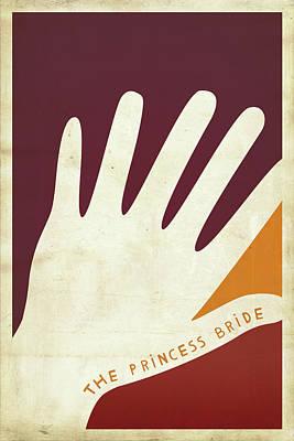 The Princess Bride Poster by Megan Romo