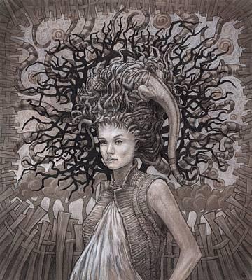 The Ravenous Pregnancy Poster by Ethan Harris