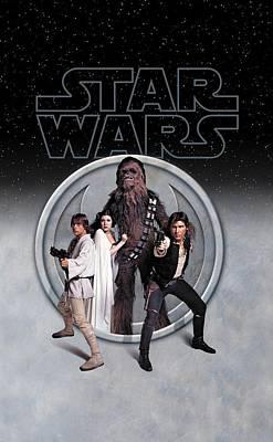 The Rebels Phone Case Poster by Edward Draganski