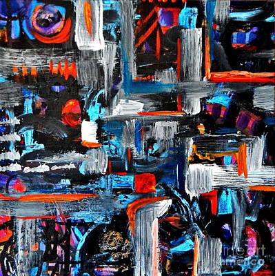 The Reprieve Poster by Expressionistartstudio Priscilla-Batzell