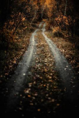 The Road Poster by Jakub Sisak