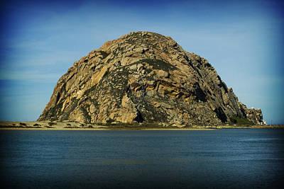 The Rock Poster by John Gusky