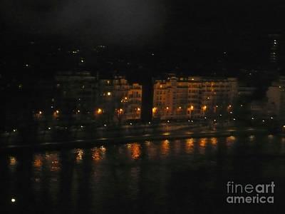 The Whisper Of Seine Poster by Eva Maria Nova