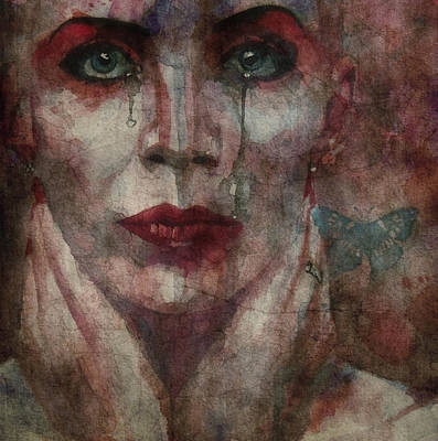 This Is Fear This Is Dread These Are The Contents Of My Head @2 Poster by Paul Lovering