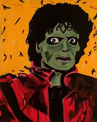 Thriller Poster by Austin James