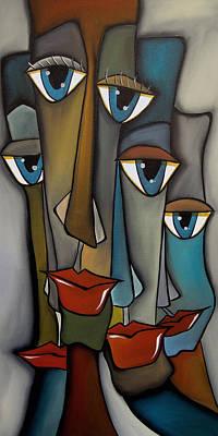 Tight Knit By Fidostudio Poster by Tom Fedro - Fidostudio