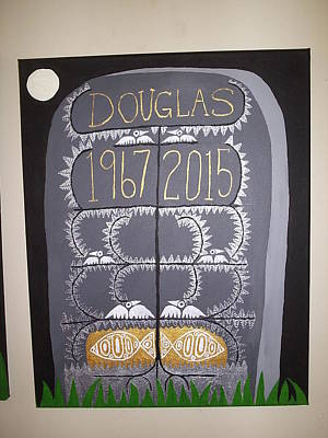 Tombstone 2 Poster by William Douglas
