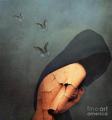 Torment Poster by Jacky Gerritsen