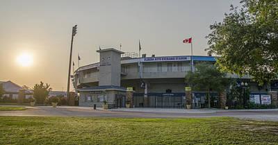 Toronto Blue Jays - Florida Auto Exchange Stadium Poster by Bill Cannon