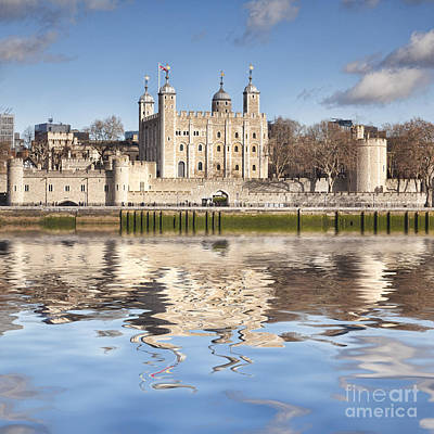 Tower Of London Poster by Colin and Linda McKie