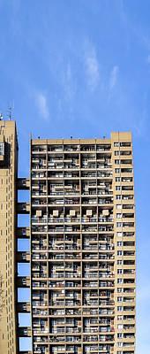 Trellick Tower, North Kensington, London Poster by Chay Bewley