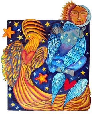 Trinity Poster by Joanna Whitney